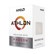 AMD YD3000C6FHBOX Athlon 3000G 2-Core, 4-Thread Unlocked Desktop Processor with Radeon Graphics