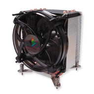 Dynatron K17 3U Active Fan Side Blow CPU Cooler for Intel 1155 1156