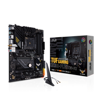 ASUS TUF Gaming B550-PLUS WiFi AMD AM4 Zen 3 Ryzen 5000 & 3rd Gen Ryzen ATX Gaming Motherboard