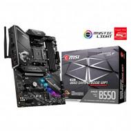 MSI MPG B550 GAMING EDGE WIFI Gaming Motherboard (AMD AM4, DDR4, HDMI/DP, ATX, AMD Ryzen 5000 Series processors)