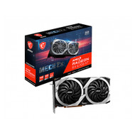 MSI RX 6700 XT MECH 2X 12G Gaming Radeon RX 6700 XT 192-bit 12GB GDDR6 DP/HDMI Dual Fans VR Ready Graphics Card (Limited supply, All sales are final)