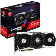 MSI RX 6900 XT GAMING X TRIO 16G Gaming Radeon RX 6900 XT  256-bit 16GB GDDR6 DP/HDMI VR Ready RGB Graphics Card (Limited supply, All sales are final)