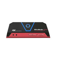 AVerMedia GC513 Live Gamer Portable 2 Plus, 4K Pass-Through, 4K Full HD 1080p60 USB Game Capture, Ultra Low Latency, Record, Stream, Plug & Play, Party Chat for XBOX, PlayStation, Nintendo Switch