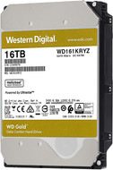 "WD WD161KRYZ 16TB WD Gold Enterprise Class Internal Hard Drive - 7200 RPM Class, SATA 6 Gb/s, 512 MB Cache, 3.5"""