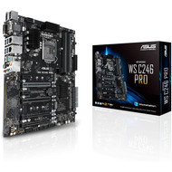 ASUS WS C246 PRO LGA1151 ECC DDR4 M.2 C246 Server Workstation ATX Motherboard for 8th Generation Intel