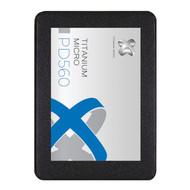 """Titanium Micro PD560 500GB 2.5"""" SATA III Internal Solid State Drive TMNSSDT-PD560-500GB"""