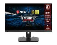 "MSI Optix MAG274R Full HD Gaming Monitor 27"" IPS RGB Non-Glare Super Narrow Bezel 1ms 1920x1080 144Hz Refresh Rate"