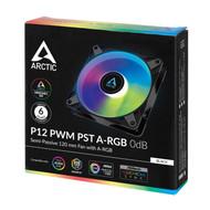 Arctic ACFAN00231A P12 PWM PST A-RGB 0dB (Black)