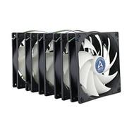Arctic ACFAN00091A F14 PWM PST Value Pack Standard Low Noise Case Fan Cooling 5 Pack 140mm