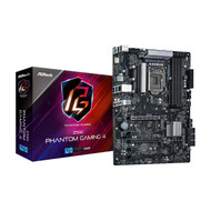 ASRock Z590 PHANTOM GAMING 4 LGA 1200 Intel Z590 SATA 6Gb/s ATX Intel Motherboard