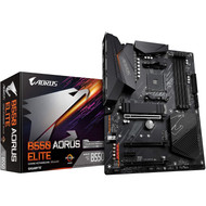 Gigabyte B550 AORUS ELITE AM4 AMD/B550/ATX/Dual M.2/SATA 6Gb/s/USB 3.2 Gen 2 /HDMI/DP/PCIe4.0/DDR4/Gaming Motherboard