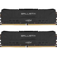Crucial Ballistix 3200 MHz DDR4 DRAM 16GB (8GB x 2) CL16 Desktop Gaming Memory