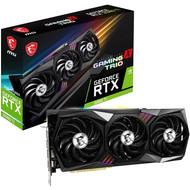 MSI RTX 3080 TI GAMING X TRIO 12G GeForce RTX 3080 Ti 12GB GDRR6X 320-Bit HDMI/DP  Ampere Architecture OC Graphics Card (Limited supply, All sales are final)