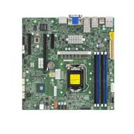 Supermicro X12SCZ-TLN4F-B MICRO ATX COMET T LAKE PCH W480 LGA1200 1 PCI