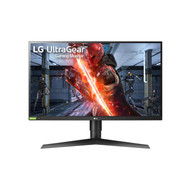 """LG 27GN75B-B 27"""" HDR10 IPS FHD 1ms Ultragear Gaming Monitor with 240Hz Refresh Rate,Compatible with NVIDIA G-Sync, Black, 3 years warranty"""
