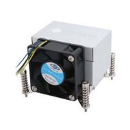 Dynatron T667 2U Side Fan CPU Cooler for Intel Socket 1366 1356