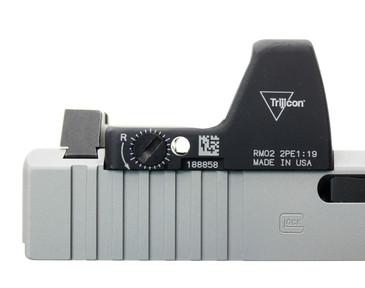 Trijicon RMR Cut Machining for Glock
