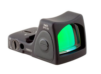 Trijicon RMR: RM06 (TYPE 2) Adj. LED Sight- 3.25 MOA Red Dot