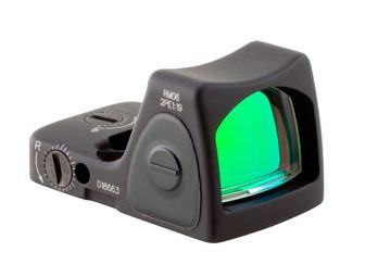 Trijicon RMR: RM06 (TYPE 2) Adj. LED Sight- 3.25 MOA Red Dot