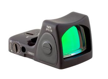Trijicon RMR: RM07 (TYPE 2) Adj. LED Sight- 6.5 MOA Red Dot