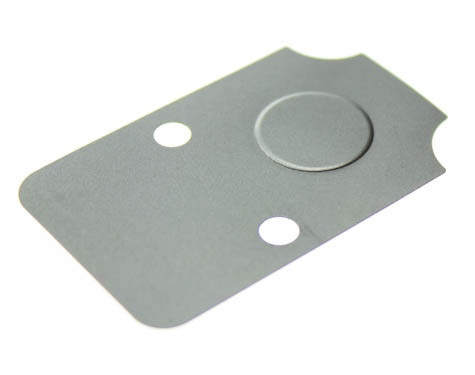 Battle Werx Anti Flicker Sealing Plate  for Trijicon RMR to fix battery connection leading to flickering reticle