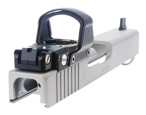 Leupold Deltapoint Pro Optic Cut for Glock Slides by Battle Werx