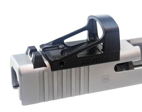 Shield RMSc Optic Cut for Glock 43/43x/48
