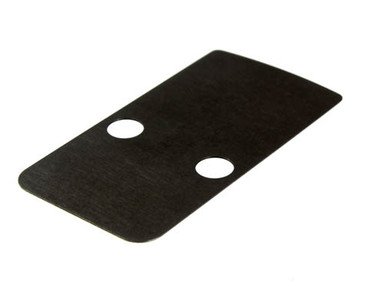 Trijicon RMRcc Sealing Plate Black