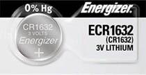 Energizer ECR1632 Battery (Fits Venom,Fastfire 3,Holosun 507c,407c,507k,407k,508t,509t)