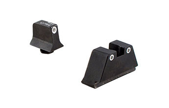 Trijicon Bright & Tough Suppressor Sight Set — for Glock® Pistols (9mm/.357/.40)