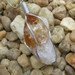 Citrine Point Pendant