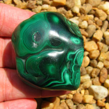 MALACHITE ~ STONE OF TRANSFORMATION ~ CHANGE ~ EMOTIONS ~ TRAUMA 2430