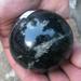 "Option 2: Black Tourmaline Sphere, 67 mm-2.63"""