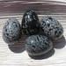 Snowflake Obsidian Eggs