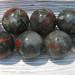 Bloodstone 30 mm Spheres