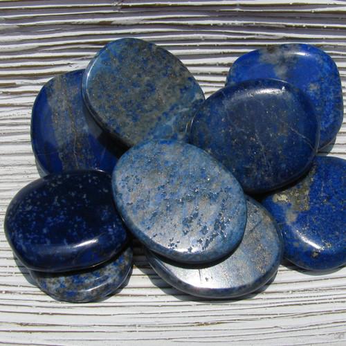 Lapis Disks, Lapis Worry Stones