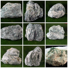 Fuchsite Rough Chunks