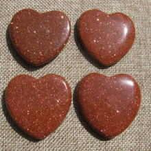 Goldstone Flat Hearts