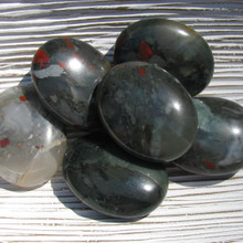 Bloodstone Soap Stones