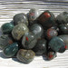 Bloodstone Tumbled Crystals