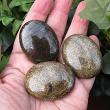 Bronzite Soap Stones