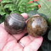40mm Bronzite Spheres