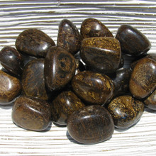 Bronzite Tumbled Stones