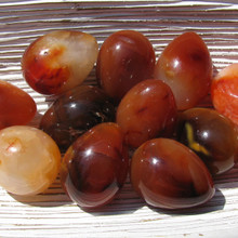 Carnelian Eggs small