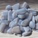 Blue Lace Agate Tumbled Stones
