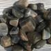 Tumbled Black Moonstone Crystals