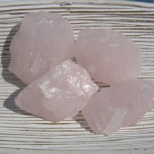 Pink Calcite Raw Chunks