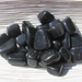 Blue Goldstone Tumbled Stones