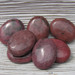 Rhodonite  Palm Stones
