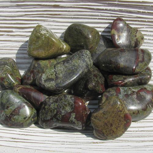 Dragon Tumbled Stones